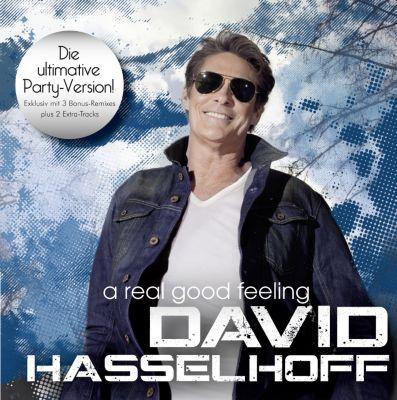 A Real Good Feeling, David Hasselhoff
