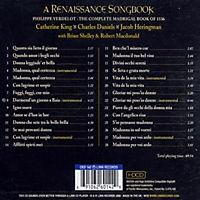 A Renaissance Songbook - Produktdetailbild 1