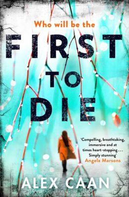 A Riley and Harris Thriller: First to Die, Alex Caan