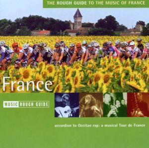 A Rough Guide to France, Diverse Interpreten