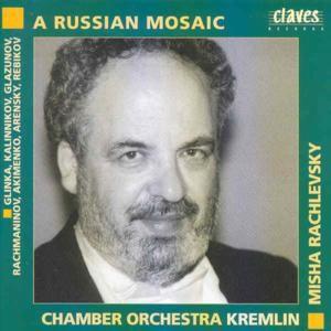A Russian Mosaic, Misha Rachlevsky