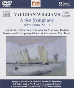 A Sea Symphonie (Sinf.1), Paul Daniel, Boso