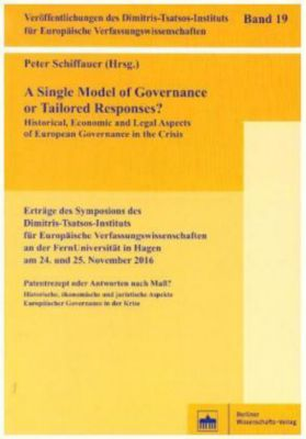 A Single Model of Governance or Tailored Responses?