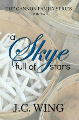 A Skye Full of Stars: The Gannon Family Series Book Two, J.C. Wing