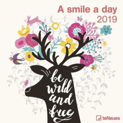 A smile a day 2019