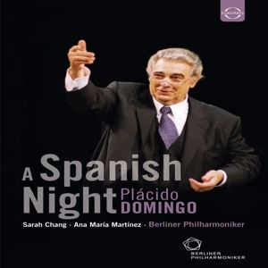 A Spanish Night, Placido Domingo, Bp, Sarahbpo Wb Chang