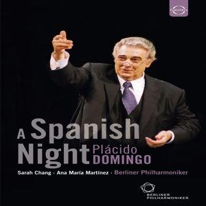 A Spanish Night, Placido Domingo, Bp, Sarahbpo Wb Chang