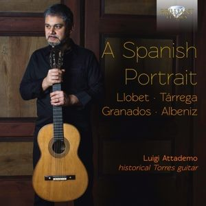 A Spanish Portrait, Luigi Attademo