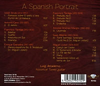 A Spanish Portrait - Produktdetailbild 1