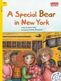 A Special Bear in New York, Susan Uhlig