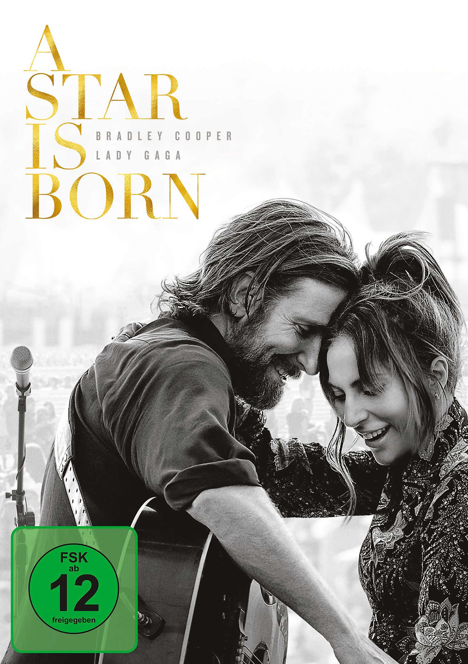 A Star Is Born Dvd Jetzt Bei Weltbild Ch Online Bestellen