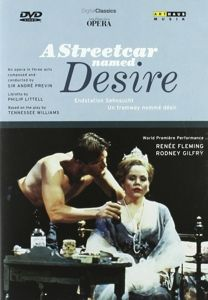 A Streetcar Named Desire, André Previn