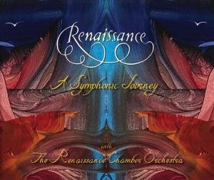A Symphonic Journey (2cd+1dvd Digipak Edition), Renaissance
