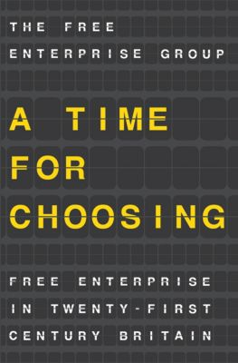 A Time for Choosing, T. NA, The Free Enterprise Group