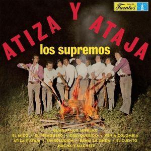 A Tiza Y Ataja (Vinyl), Los Supremos