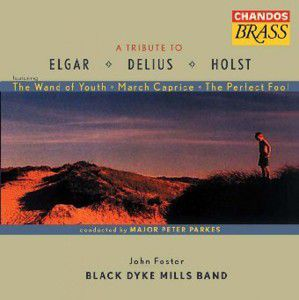 A Tribute To Elgar,delius A.ho, Parkes, Black Dyke Mills Band