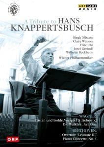 A Tribute To Hans Knappertsbusch, Hans Knappertsbusch, Wiener Philharmoniker