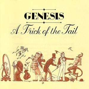 A Trick Of The Tail (2018 Reissue Vinyl), Genesis