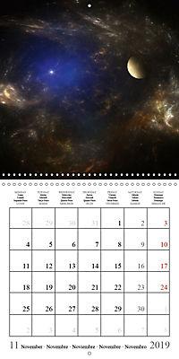 A trip through the universe (Wall Calendar 2019 300 × 300 mm Square) - Produktdetailbild 11