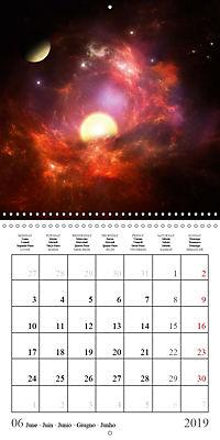 A trip through the universe (Wall Calendar 2019 300 × 300 mm Square) - Produktdetailbild 6