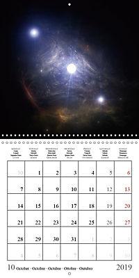 A trip through the universe (Wall Calendar 2019 300 × 300 mm Square) - Produktdetailbild 10