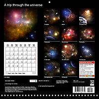 A trip through the universe (Wall Calendar 2019 300 × 300 mm Square) - Produktdetailbild 13