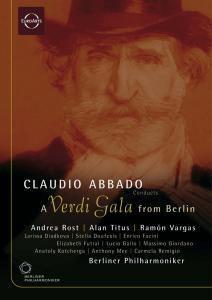 A Verdi Gala From Berlin, Giuseppe Verdi