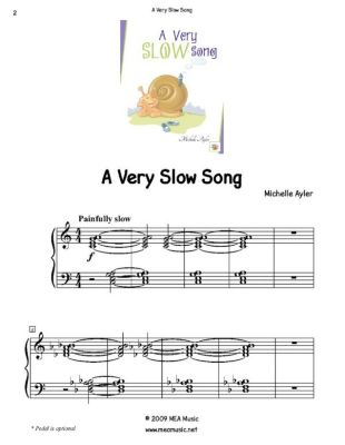 A Very Slow Song, Michelle Ayler