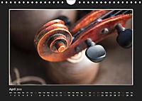 A violin only (Wall Calendar 2019 DIN A4 Landscape) - Produktdetailbild 4