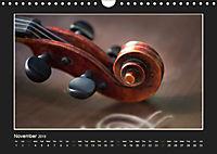 A violin only (Wall Calendar 2019 DIN A4 Landscape) - Produktdetailbild 11