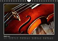 A violin only (Wall Calendar 2019 DIN A4 Landscape) - Produktdetailbild 3