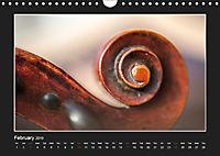 A violin only (Wall Calendar 2019 DIN A4 Landscape) - Produktdetailbild 2