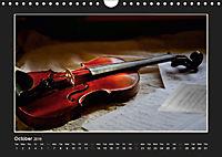 A violin only (Wall Calendar 2019 DIN A4 Landscape) - Produktdetailbild 10