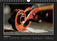 A violin only (Wall Calendar 2019 DIN A4 Landscape) - Produktdetailbild 8