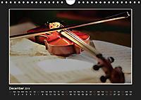 A violin only (Wall Calendar 2019 DIN A4 Landscape) - Produktdetailbild 12