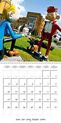 A visit to Belgium (Wall Calendar 2019 300 × 300 mm Square) - Produktdetailbild 6