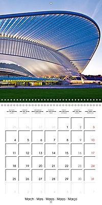 A visit to Belgium (Wall Calendar 2019 300 × 300 mm Square) - Produktdetailbild 3