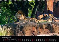 A Visit to the Zoo (Wall Calendar 2019 DIN A3 Landscape) - Produktdetailbild 2