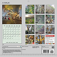 A WALK (Wall Calendar 2019 300 × 300 mm Square) - Produktdetailbild 13