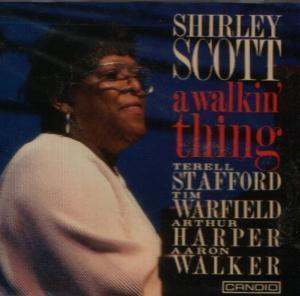 A Walking Thing, Shirley Scott