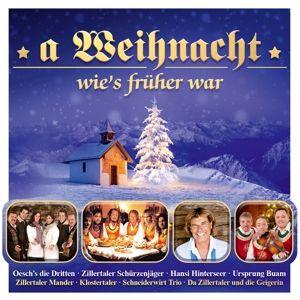 A Weihnacht Wie'S Früher War, Various