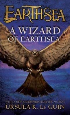 A Wizard of Earthsea, Ursula K. Le Guin