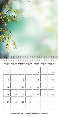 A Word - A picture (Wall Calendar 2019 300 × 300 mm Square) - Produktdetailbild 2