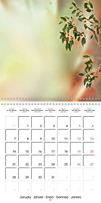A Word - A picture (Wall Calendar 2019 300 × 300 mm Square) - Produktdetailbild 1
