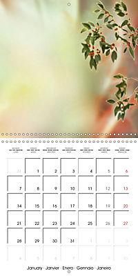 A Word - A picture (Wall Calendar 2019 300 × 300 mm Square) - Produktdetailbild 1