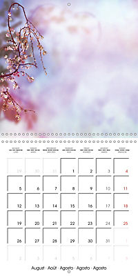 A Word - A picture (Wall Calendar 2019 300 × 300 mm Square) - Produktdetailbild 8