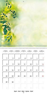 A Word - A picture (Wall Calendar 2019 300 × 300 mm Square) - Produktdetailbild 4