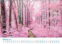 A World of Color (Wall Calendar 2019 DIN A3 Landscape) - Produktdetailbild 2