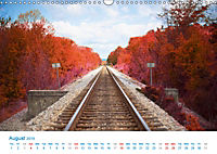 A World of Color (Wall Calendar 2019 DIN A3 Landscape) - Produktdetailbild 8