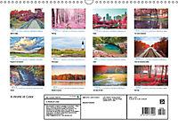 A World of Color (Wall Calendar 2019 DIN A3 Landscape) - Produktdetailbild 13